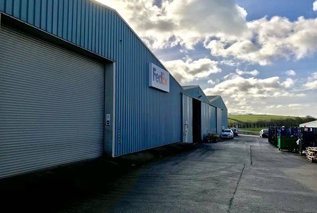 Thumbnail Commercial property for sale in Units 4A, 4B & 4E, Pennygillam Industrial Estate, Quarry Crescent, Launceston, Cornwall