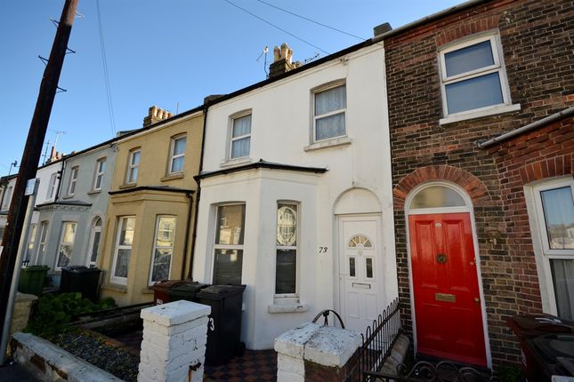 3 bed terraced house for sale in Ashford Road, Eastbourne