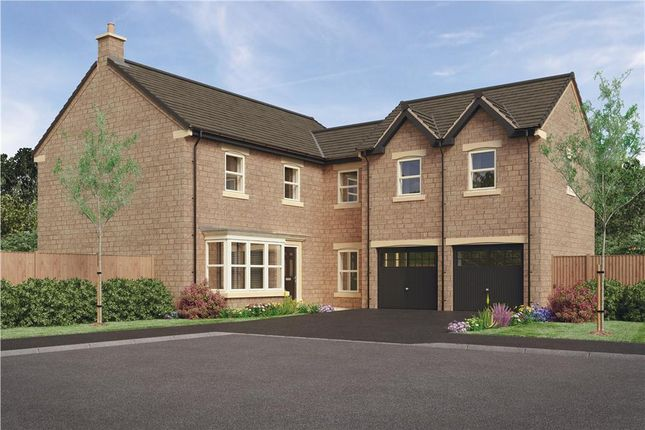 "Thumbnail Detached house for sale in ""Shakespeare"" at Grove Road, Boston Spa, Wetherby"