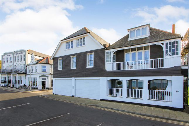 Thumbnail Flat for sale in Beach Walk, Whitstable
