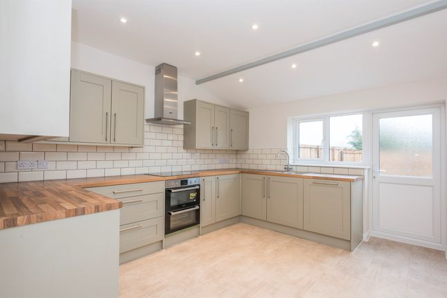 Thumbnail Terraced bungalow for sale in Thurning Road, Briston, Melton Constable