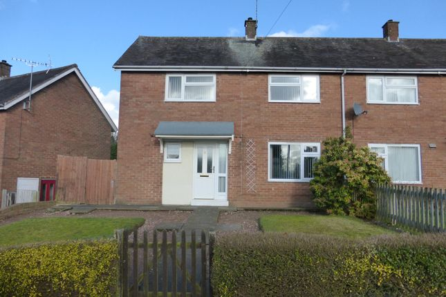 2 bed semi-detached house to rent in Silver Birch Road, Cannock