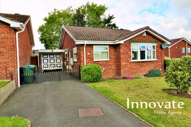 Thumbnail Detached bungalow for sale in Sandringham Drive, Rowley Regis