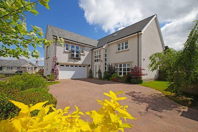 Thumbnail Detached house for sale in Caol Court, Thortonhall
