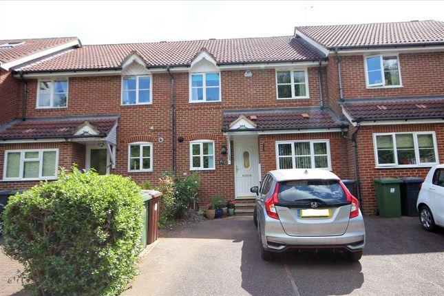 Thumbnail Terraced house for sale in Malden Fields, Bushey WD23.