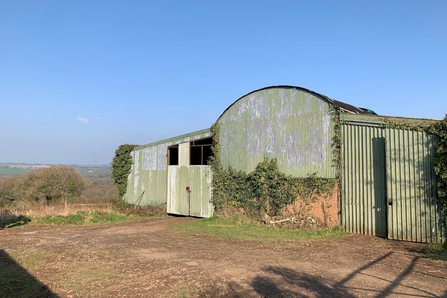 Land for sale in Substantial Barn For Conversion, Copplestone, Mid Devon
