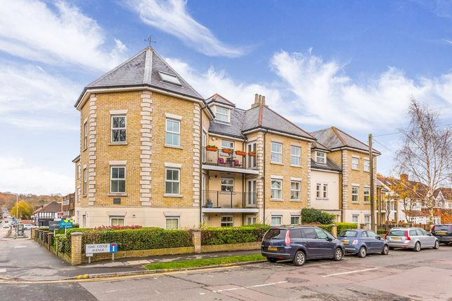 Thumbnail Flat for sale in Manor Road, Chigwell