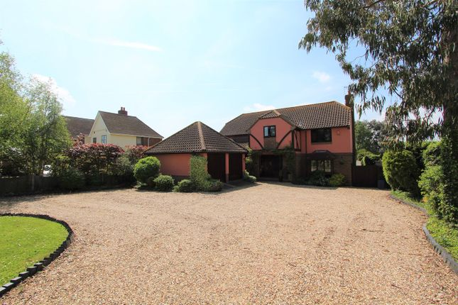 Thumbnail Detached house for sale in Mill Street, St Osyth, Clacton-On-Sea