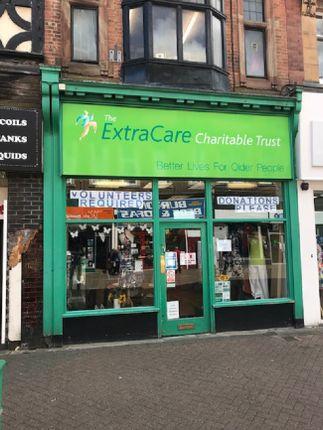 Thumbnail Retail premises to let in Station Street, Burton-Upon-Trent