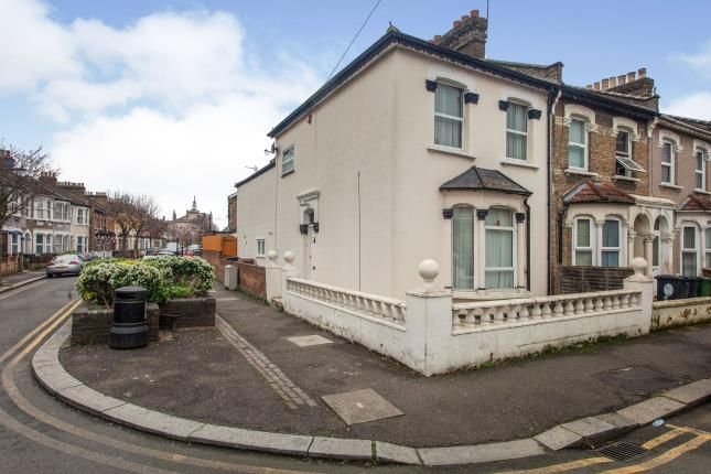 Thumbnail End terrace house for sale in Beaconsfield Road, London