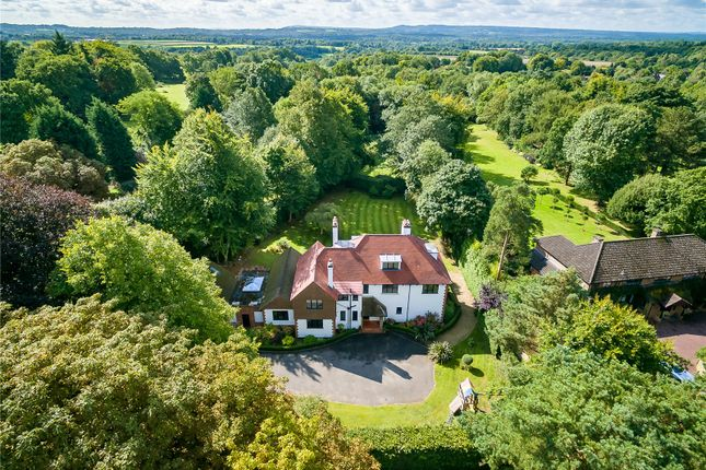 Thumbnail Detached house for sale in Hurtmore Road, Hurtmore, Godalming, Surrey