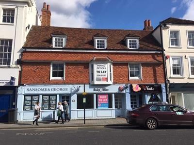 Thumbnail Retail premises to let in 50A Northbrook Street, Newbury, Berkshire