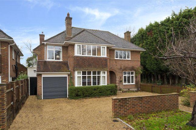 Thumbnail Detached house for sale in Copsem Drive, Esher, Surrey