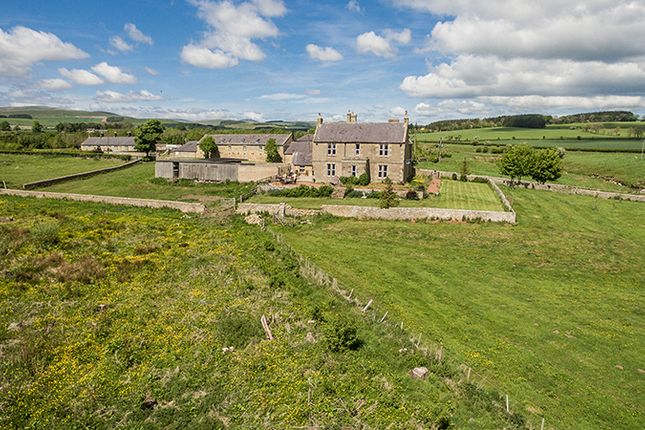 Thumbnail Detached house for sale in Burnfoot House, Netherton, Rothbury, Northumberland