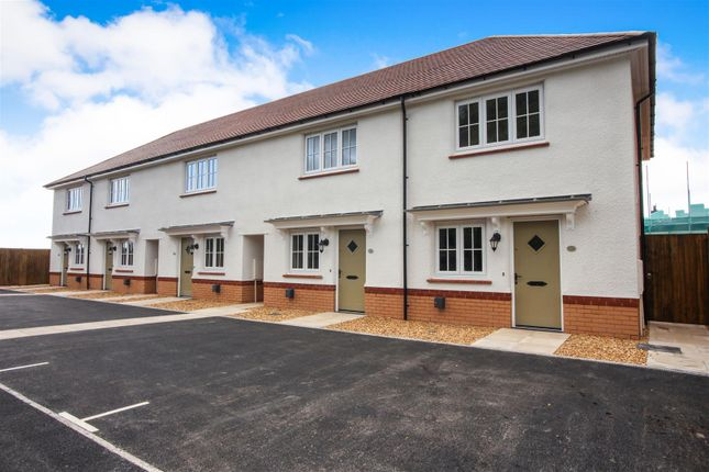 Thumbnail End terrace house for sale in Parks Close, Hartford, Northwich