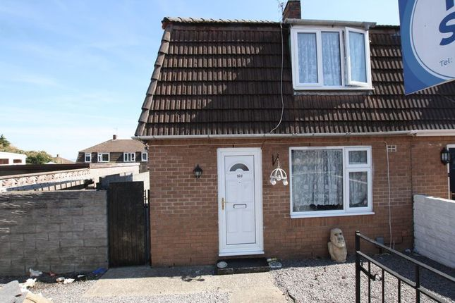 Thumbnail Terraced house for sale in Winston Road, Barry
