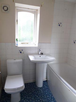 Bathroom of Foxfield Close, Fearnhead, Warrington WA2
