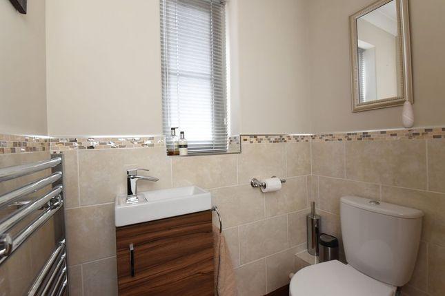 Bathroom (WC) of Milfoil Lane, Cowbit, Spalding PE12