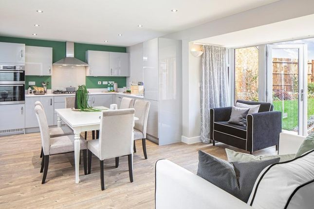 """Thumbnail Detached house for sale in """"Chelworth"""" at St. Brides Road, Wick, Cowbridge"""