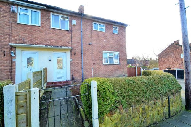 Thumbnail Terraced house to rent in Overdale, Swinton, Manchester