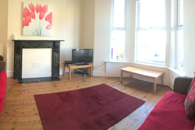 Thumbnail Terraced house to rent in Salisbury Road, Wavertree, Liverpool