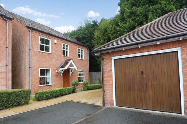 Thumbnail Detached house for sale in The Mansions Mews, Four Oaks, Sutton Coldfield