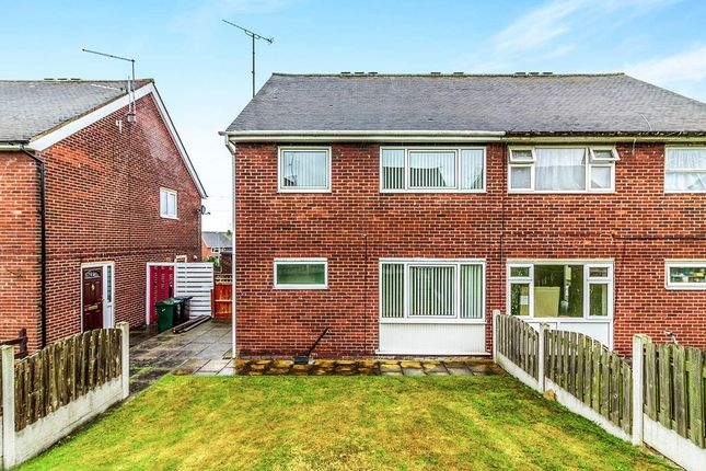 Thumbnail Semi-detached house for sale in Whitehall Road, Greasbrough, Rotherham