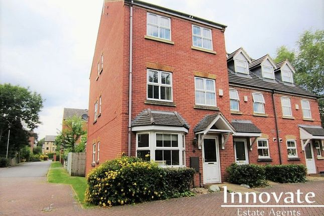 Thumbnail End terrace house for sale in Brookvale Mews, Selly Park, Birmingham