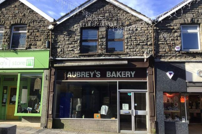 Retail premises for sale in Bargoed, Caerphilly