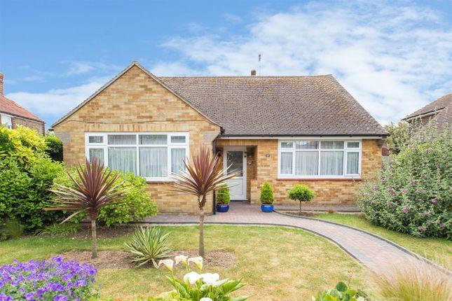 Thumbnail Detached bungalow for sale in Epple Bay Road, Birchington