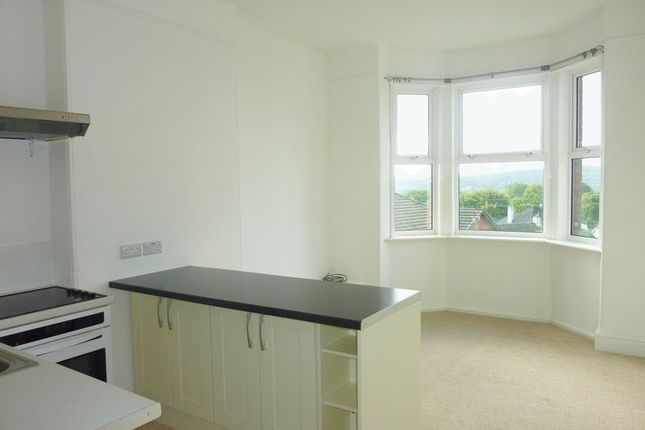 Thumbnail Flat to rent in Beacon Road, Bodmin