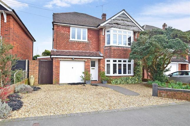 Thumbnail Detached house for sale in Park Side, Havant, Hampshire
