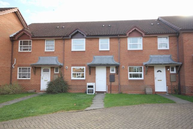 Thumbnail Terraced house to rent in Orthwaite, Huntingdon