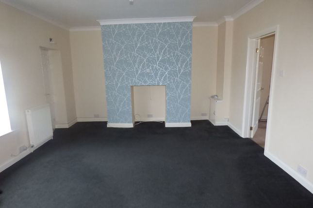 Thumbnail Flat to rent in Jubilee Terrace, Bedlington