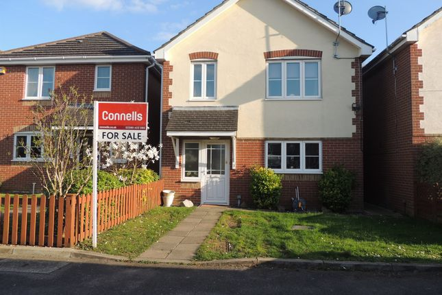 Thumbnail Detached house for sale in Chestnut Mews, Southampton