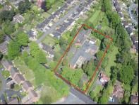 Thumbnail Land for sale in The Grange, 162 Sutton Park Road, Kidderminster, Worcestershire