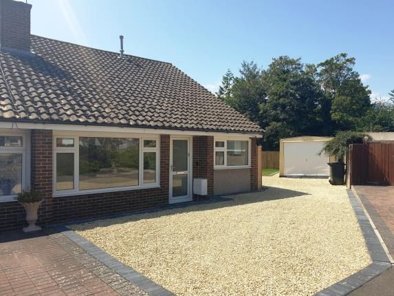 Thumbnail Semi-detached house for sale in Locking, Weston-Super-Mare, Somerset