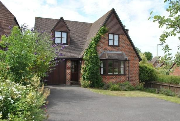 Thumbnail Detached house to rent in Hurst Rise Road, Botley Oxford