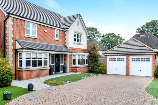 Thumbnail Detached house for sale in Casbah Close, Liverpool, Merseyside