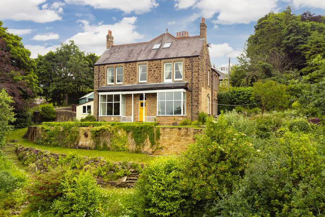 Thumbnail Detached house for sale in The Ferns, Elmfield Road, Consett, County Durham