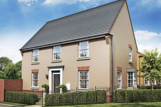 "Thumbnail Detached house for sale in ""Cornell"" at Monkerton Drive, Pinhoe, Exeter"