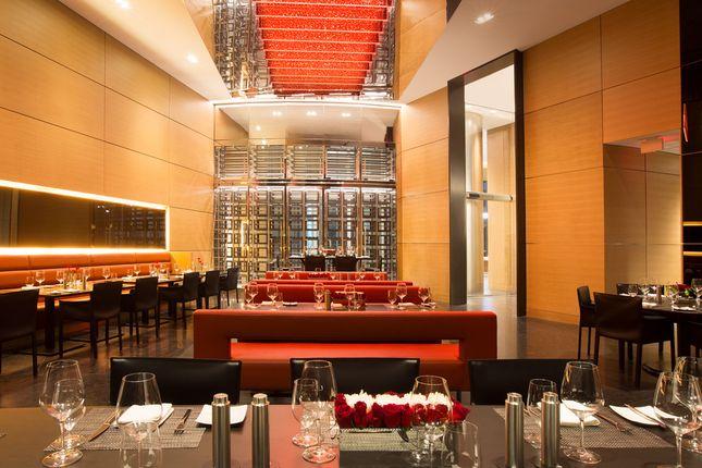 Porsche Design Tower In Miami - Restaurant