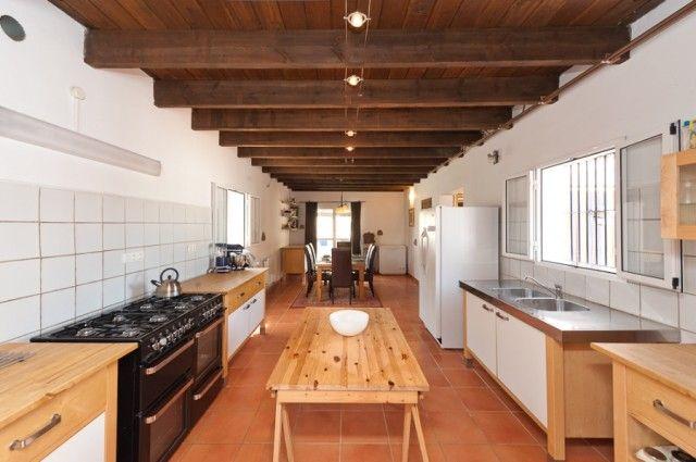 Kitchen of Spain, Málaga, Casarabonela