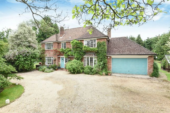 Thumbnail Detached house for sale in Shepherds Lane, Compton, Winchester, Hampshire