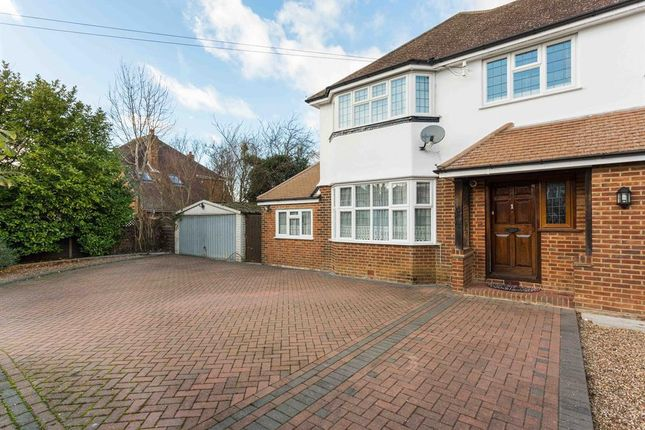 Thumbnail Detached house for sale in Shaw Crescent, Sanderstead, South Croydon