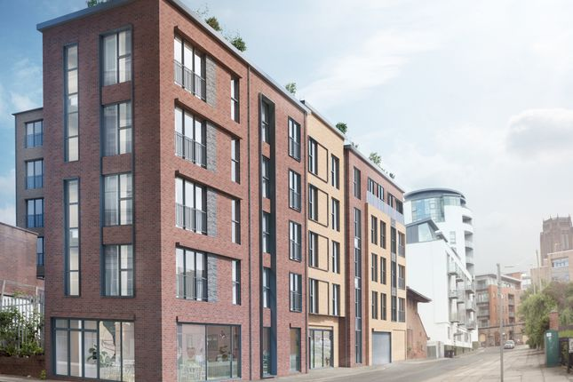 Thumbnail Flat for sale in Lydia Ann Street, Liverpool