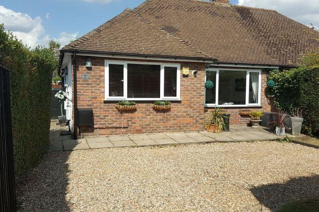 3 bed semi-detached bungalow for sale in Kings Avenue, Byfleet, West Byfleet