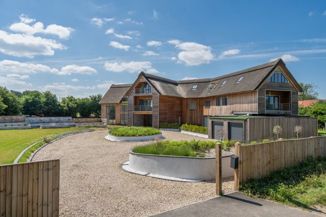 Thumbnail Detached house for sale in Rectory Road, Lyng, Norwich