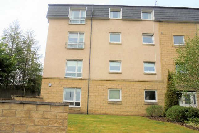 Thumbnail Flat for sale in May Gardens, Wishaw