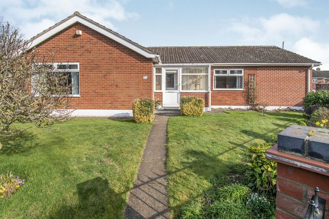 Thumbnail Detached bungalow for sale in Dovedales, Sprowston, Norwich